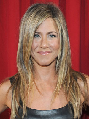 Jennifer Aniston is scared of flying.