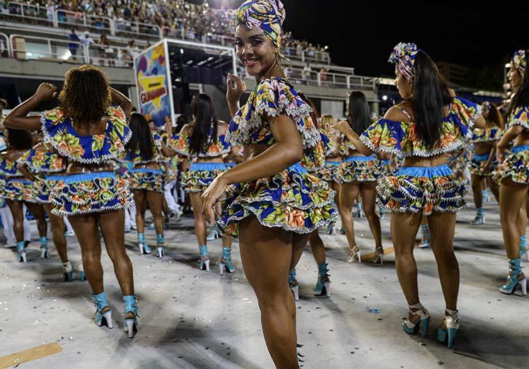 Brazil Carnival, 2014