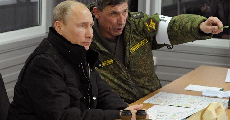 Vladlmir Putin