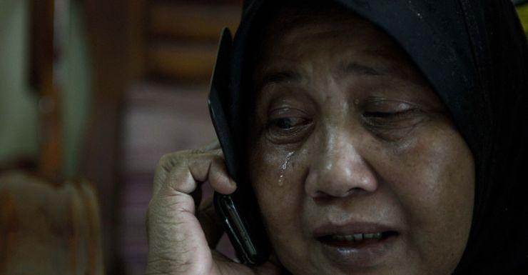 A relative of Norliakmar Hamid and Razahan Zamani, who were on the flight.
