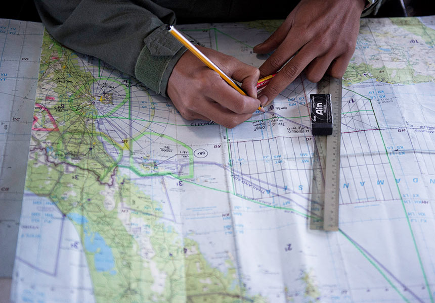 Malaysia Airlines missing jet