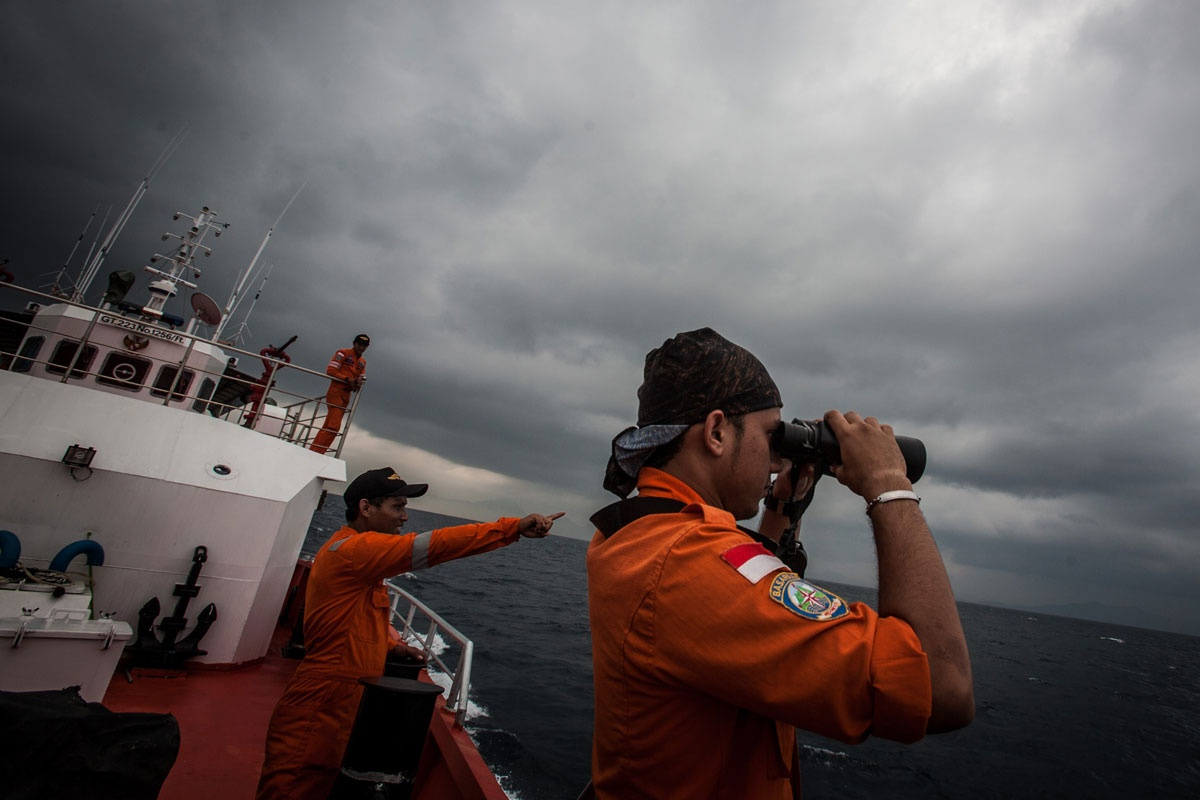 The search for flight MH370 continues.