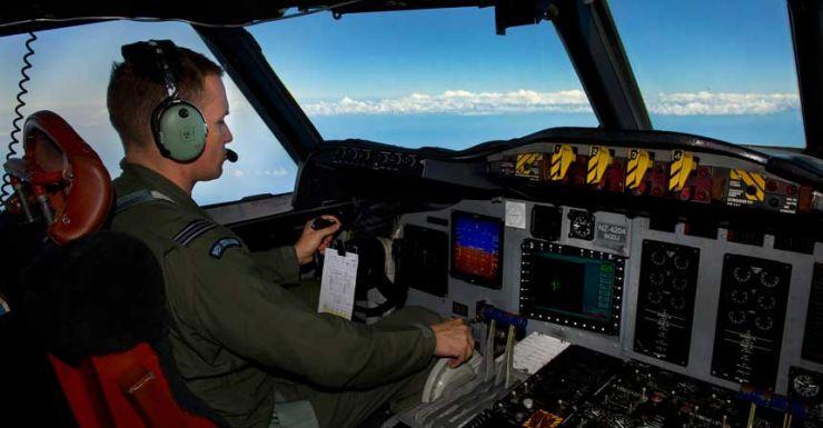 Flight Lieutenant Dave Smith