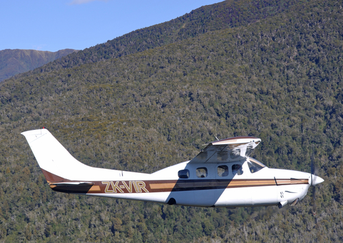A single-engine Cessna plane, similar to the one Frederick Valentich was flying when he disappeared. Photo: Shutterstock