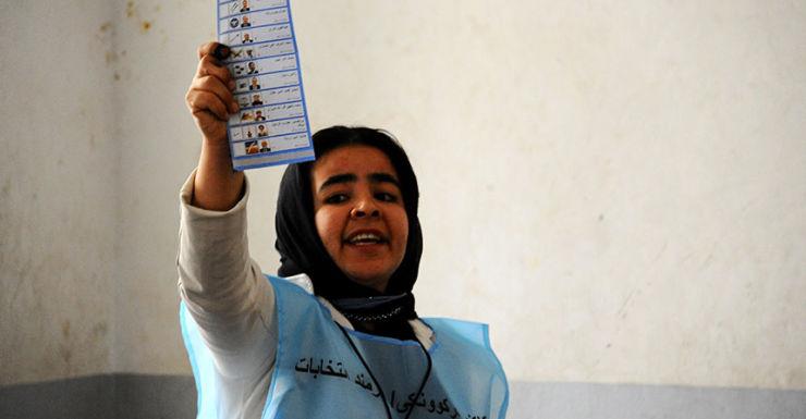 Afghan vote