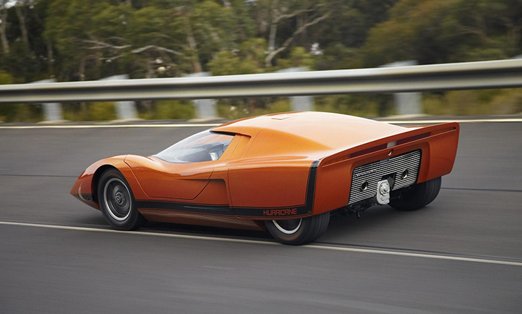 1969 Holden Hurricane Concept.