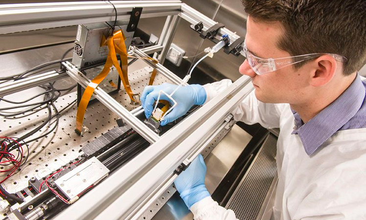 Doctors hope 3D printing will be used to print new body parts.