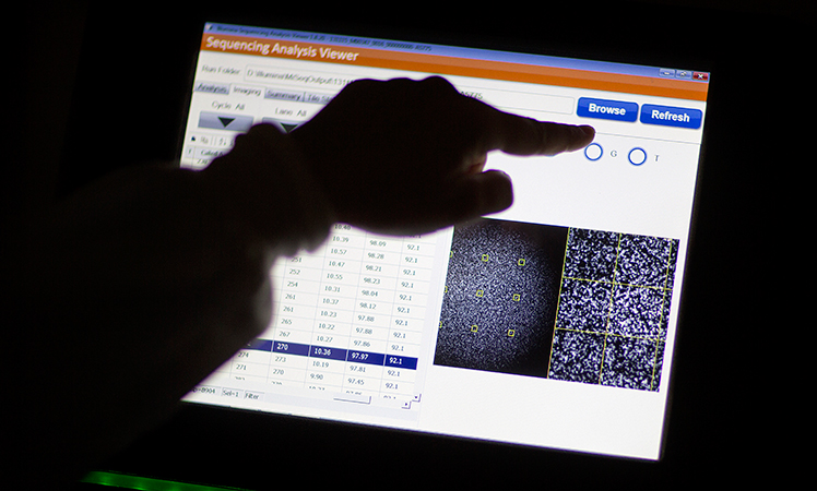 Mapping a whole human genome may cost as little as $1000.