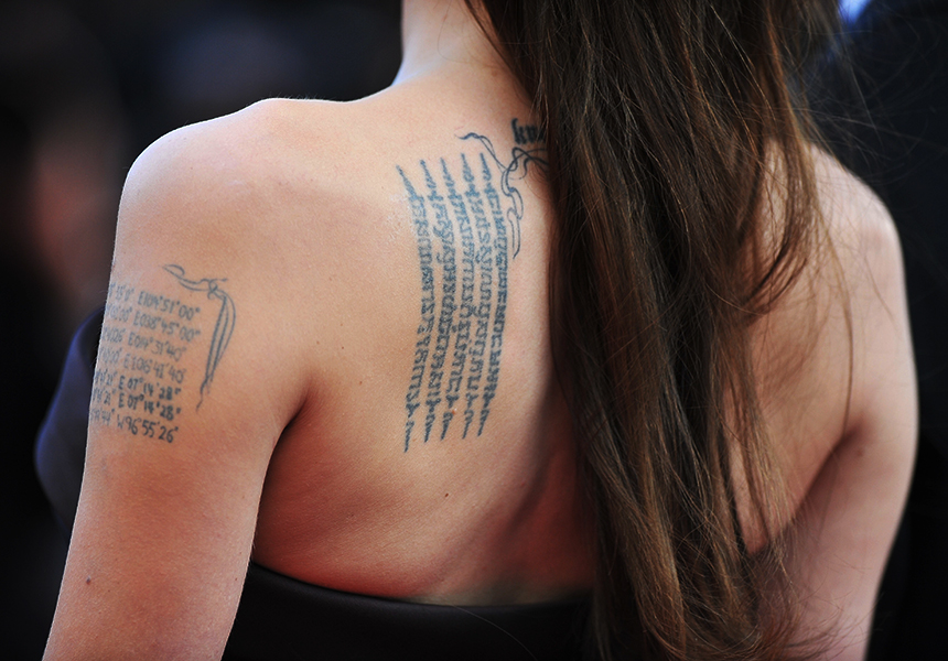 Rethinking the ink tattoo removal is a growth industry for Painkillers before tattoo