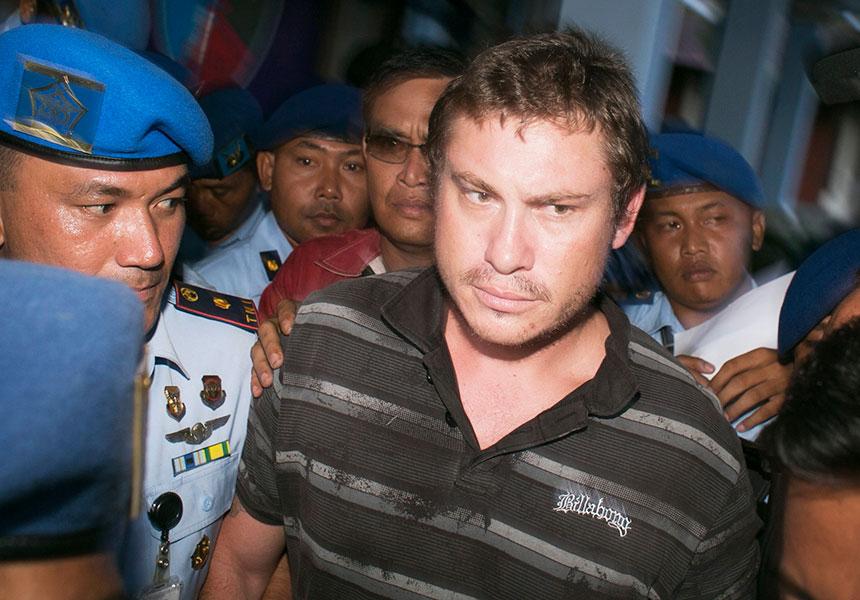 Bali hijack scare