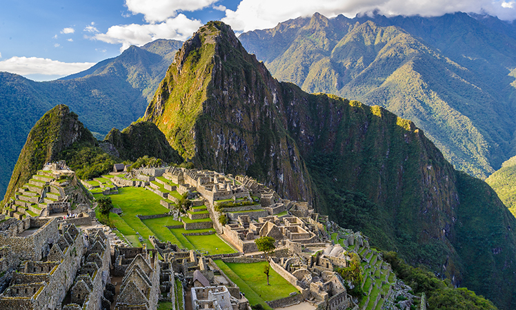 The Lost City of the Incas, Machu Pichu
