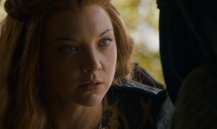 Margaery finds out her Granny is a murderer.