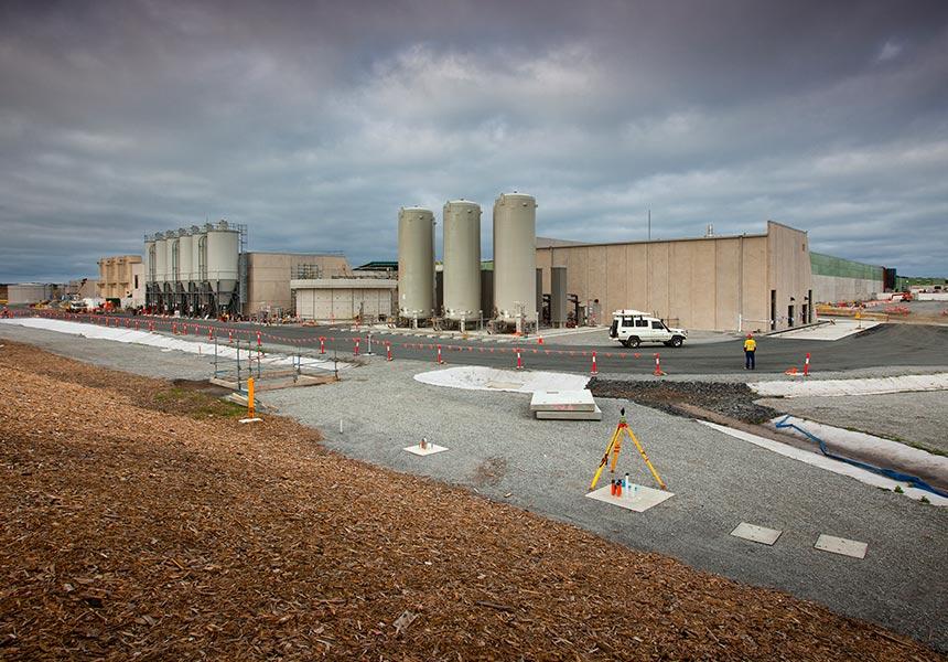 Wonthaggi desalination plant