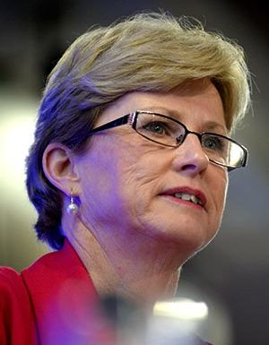 Greens leader Christine Milne