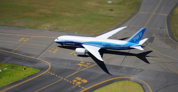 Plane. Getty