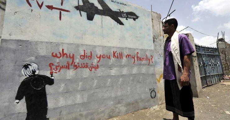 Yemen drones