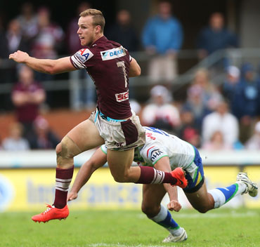 Daly Cherry-Evans produced a five-star display. Photo: Getty