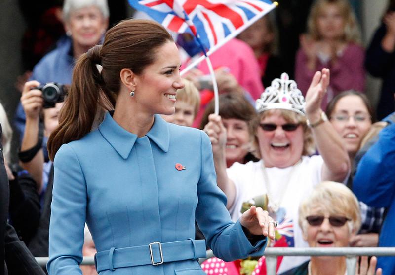 Princess Kate in Blenheim, New Zealand