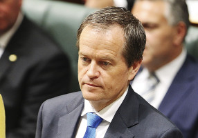 Opposition leader Bill Shorten. Photo: AAP
