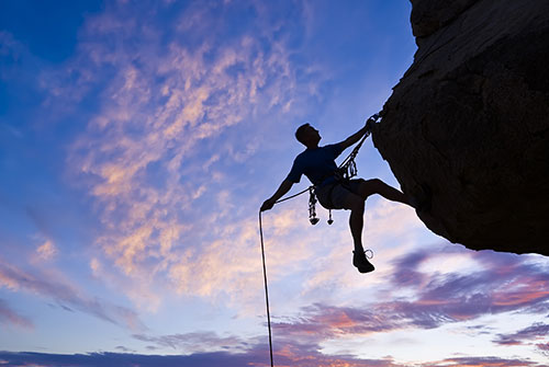 What's your appetite for high-risk undertakings? Source: ShutterStock.