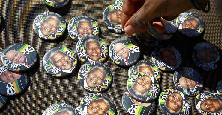 South Africa vote