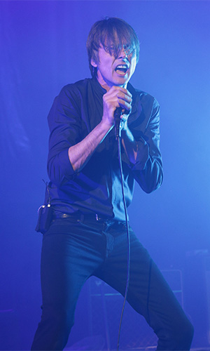 Brett Anderson's band Suede were the original Britpop band. Photo: AAP