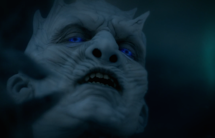There is more than just one type of White Walker apparently.