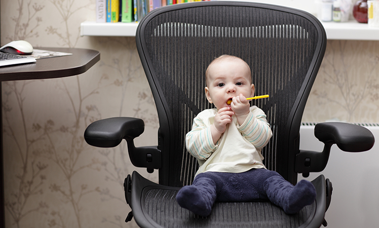 Working from home will become more prevalent. Picture: Shutterstock.