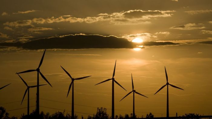 The NHMRC says reliable research on the link between wind turbines and human health is scant.