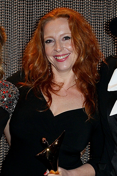 Offspring co-creator and producer Imogen Banks.