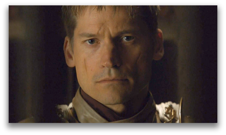 Jaime Lannister cannot hide his fear over the fate of his sibling. Photo: HBO