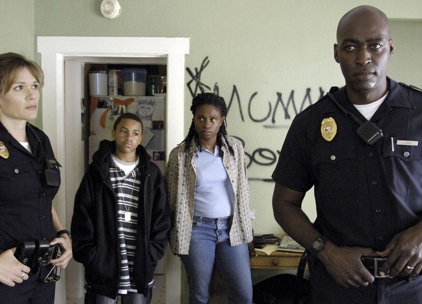 Michael Jace on 'The Shield'.