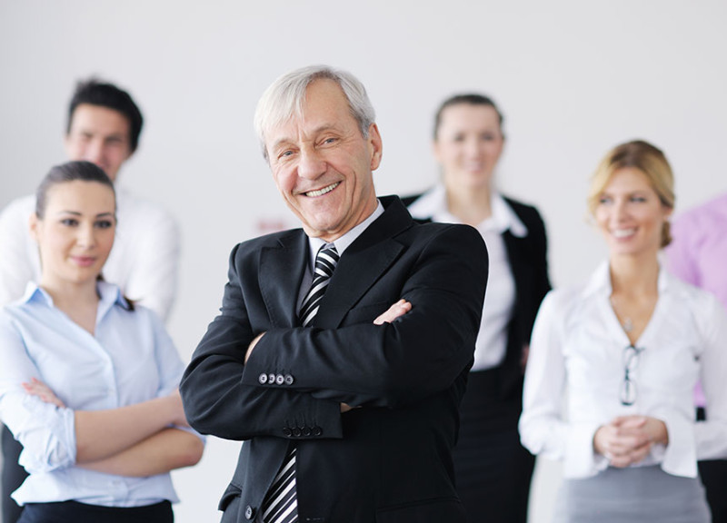 Older workers are poised to become a fixture in most workplaces.