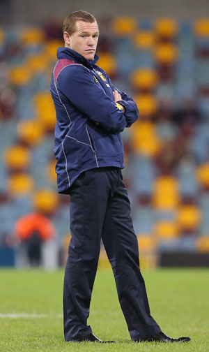 Justin Leppitsch could be in for a lean time as Brisbane coach. Photo: Getty