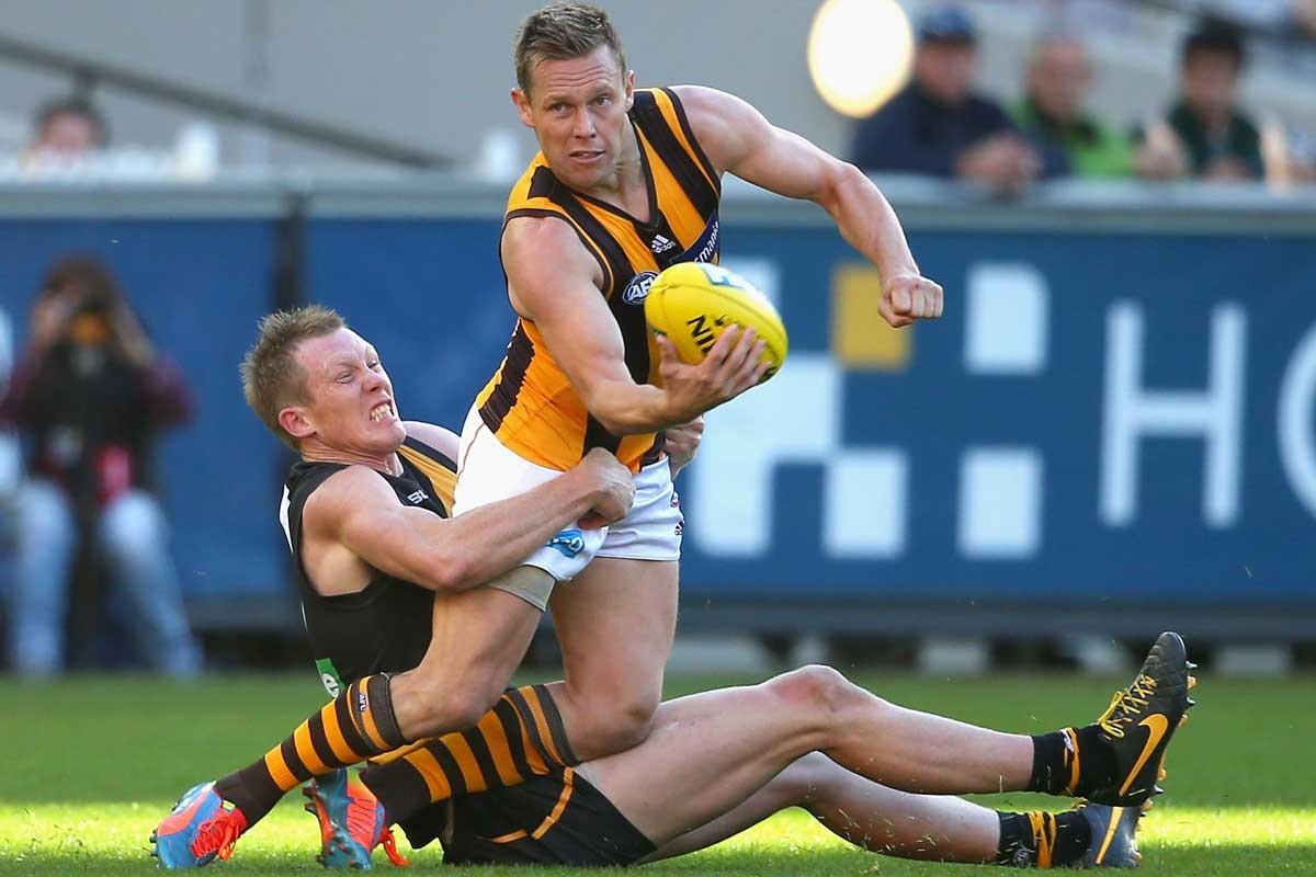 Sam Mitchell will be out for two months.