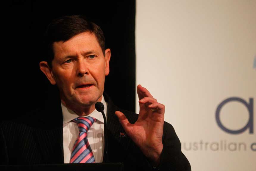 Kevin Andrews.