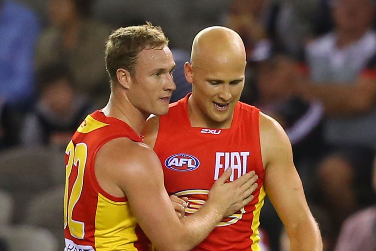 Matera to Ablett: you were magnificent.