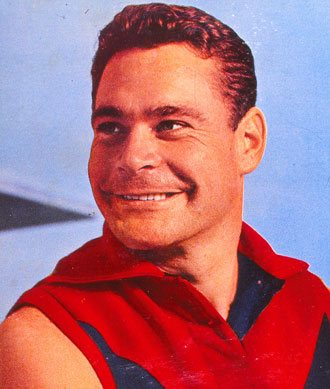 Ron Barassi jnr helped deliver Melbourne extraordinary success. Photo: Getty