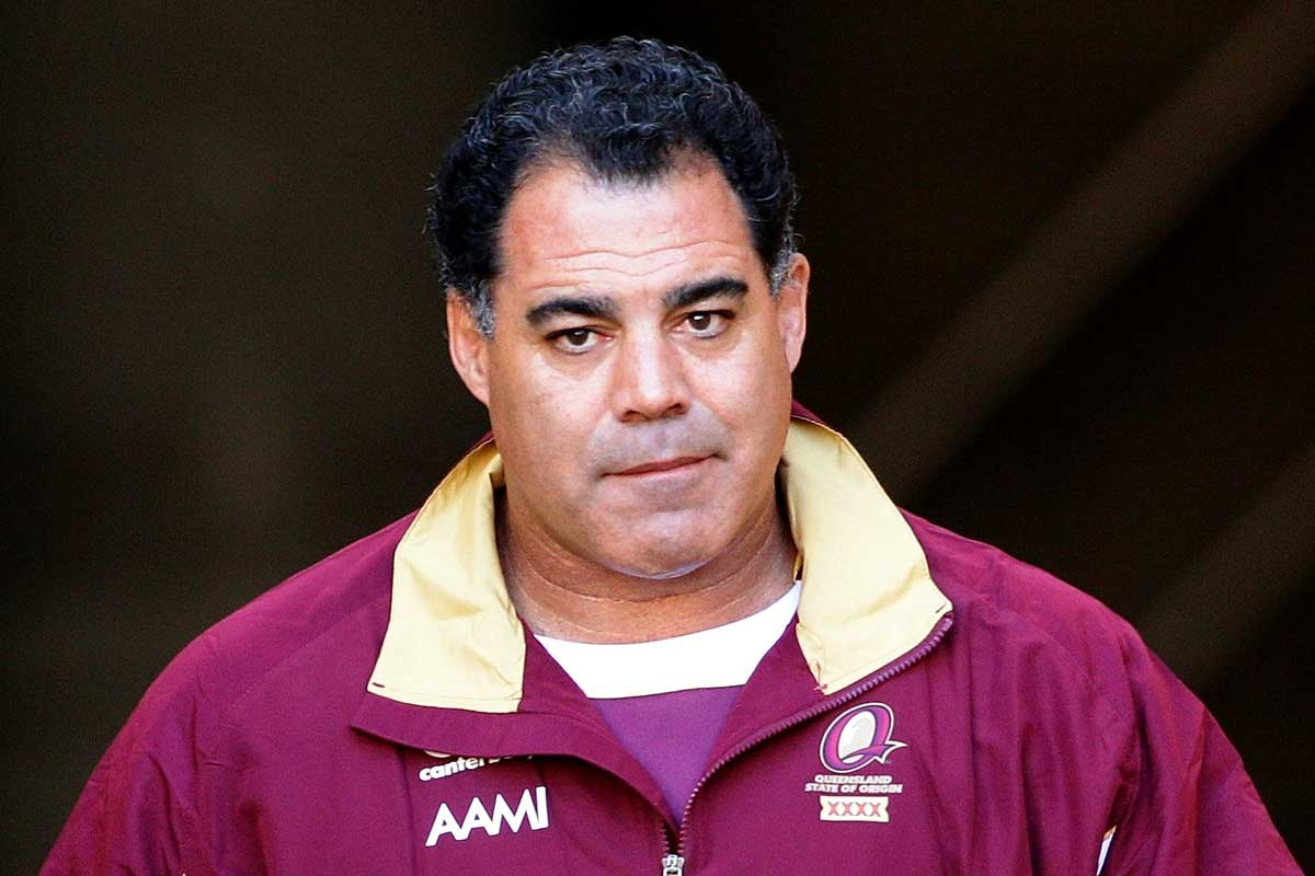 Mal Meninga's brother has been released from jail.
