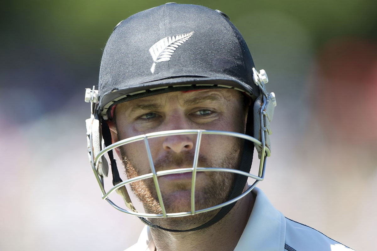 The ICC insists it is not investigating Brendon McCullum.