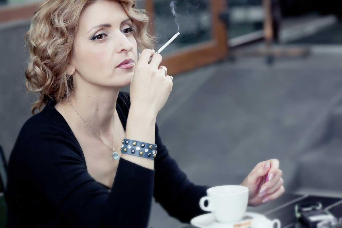 Smoking at outdoor dining venues is banned in all states - except Victoria.