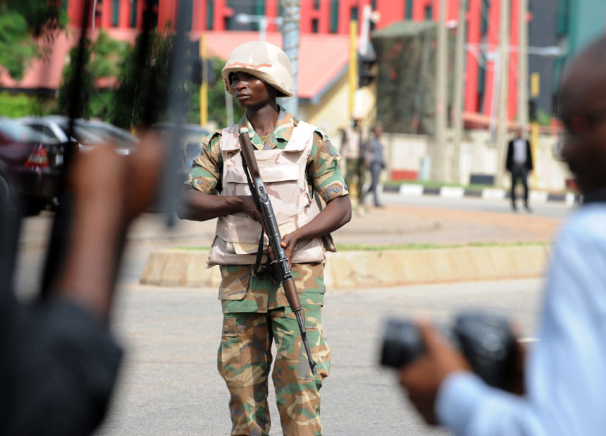 Kidnapping is a regular problem in southern Nigeria. Photo: Getty.