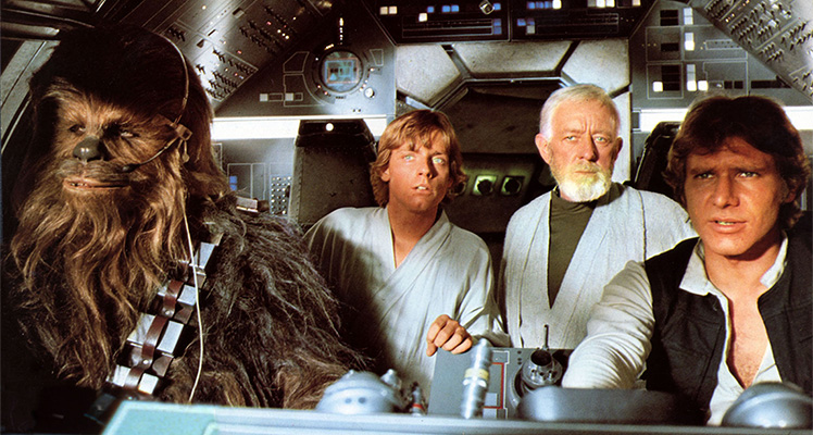 The 28 best Star Wars scenes from all six films | The New Daily