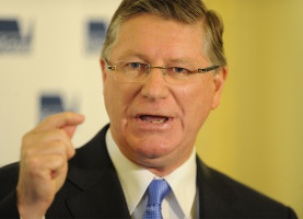 Vic Premier Denis Napthine.