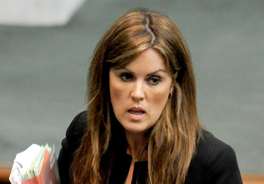 Why Peta Credlin's brief UK visit does not make her a Brexit expert