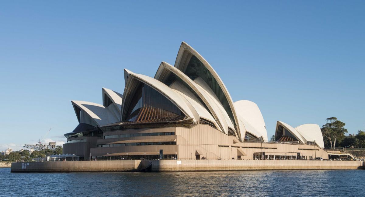 Sydney Opera House (2) AAP