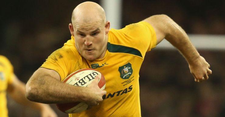Stephen Moore is set to be named Australian captain.