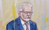 Rolf harris trial London