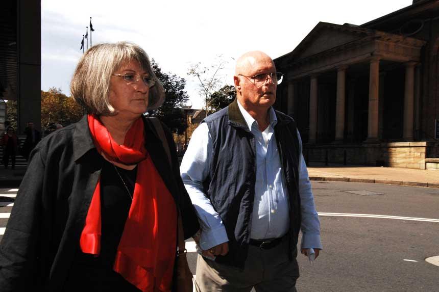 Margaret and Raymond Sutton