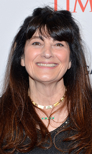 Ruth Reichl at a Time Magazine event in April 2014. Photo: Getty